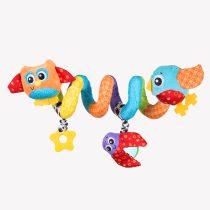 آویز مارپیچ کریر طرح پرنده پلی گرو Playgro