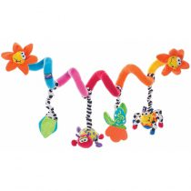 آویز مارپیچ کریر طرح گل آفتابگردان پلی گرو Playgro